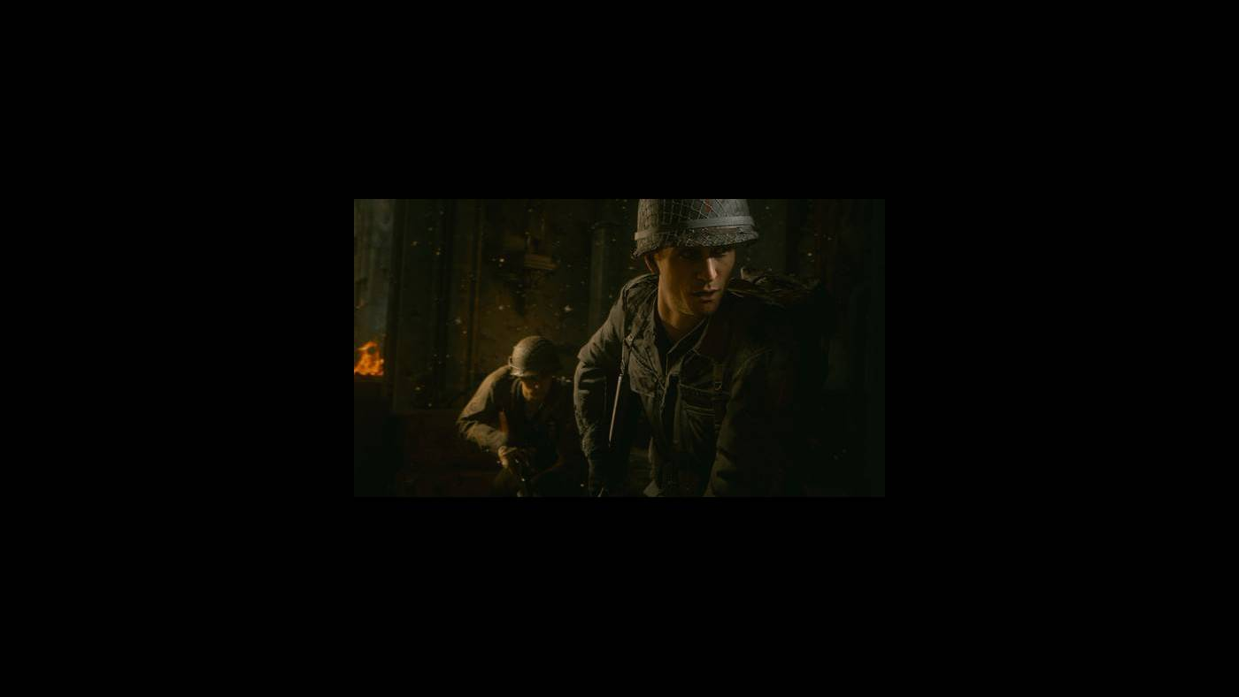 call of duty ww2 xbox one online download
