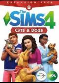 THE SIMS 4 - CATS & DOGS DLCORIGIN CD KEY GLOBAL