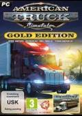 AMERICAN TRUCK SIMULATOR GOLD EDITION Steam CD Key Global (PreOrder)