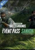 PLAYERUNKNOWN'S BATTLEGROUNDS - EVENT PASS: SANHOK DLC STEAM CD KEY