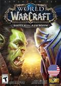 WORLD OF WARCRAFT: BATTLE FOR AZEROTH NA BATTLE.NET CD KEY