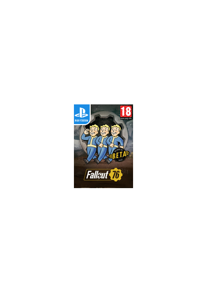 Buy FALLOUT 76 CLOSED BETA (PS4) BETHESDA CD KEY Instant Delivery