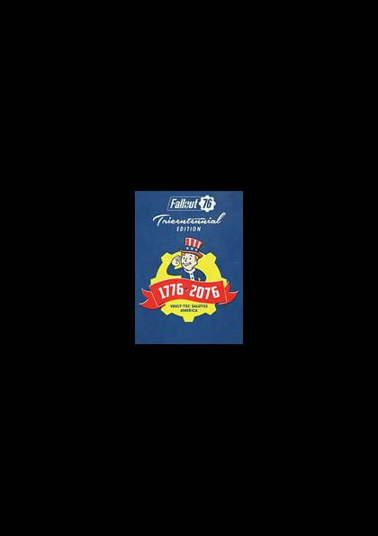 Buy Fallout 76 Tricentennial Edition CD KEY Instant Delivery