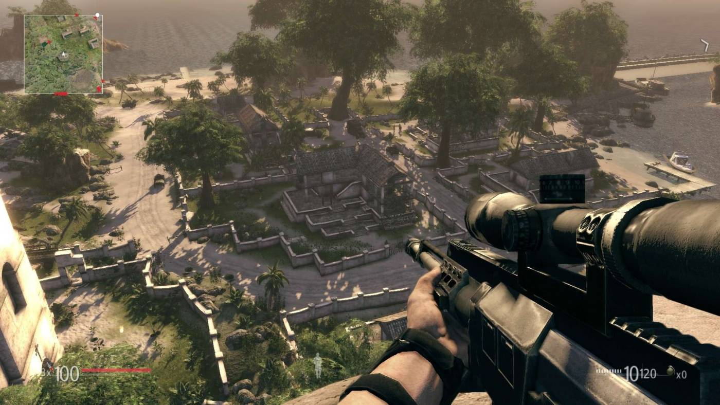 how to play sniper ghost warrior 2 online
