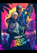 Trials of the Blood Dragon (Xbox One) Xbox live CD Key