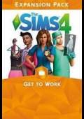 The Sims 4: Get to Work ENG/RU Origin CD Key