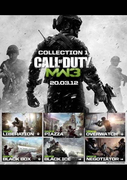 Buy Call of Duty Modern Warfare 3 Collection 1 Steam Cd Key