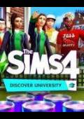 The Sims 4: Discover University Origin CD Key Global (Pre-Order)