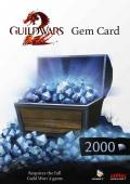 Guild Wars 2 Gems 2000 points EU