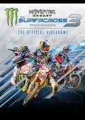 Monster Energy: Supercross - The Official Videogame 3 Steam Cd Key Global (Pre-Order)