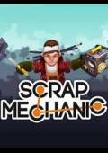 Scrap Mechanic EU Steam Gif