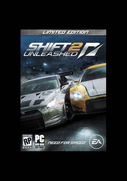 Nfs Shift  Limited Edition Cars Download