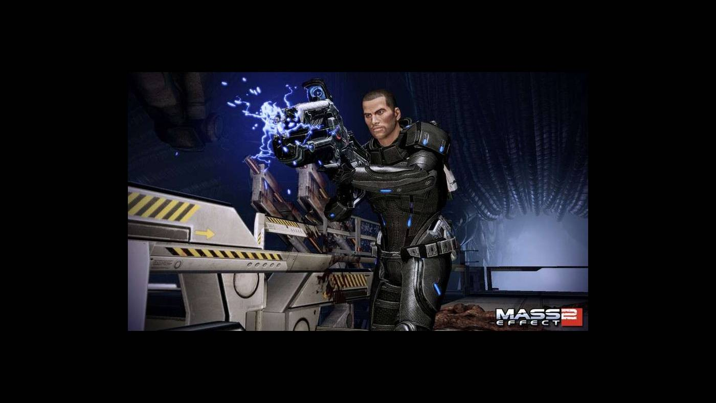 Buy Mass Effect 2 Deluxe Edition Cd Key Online