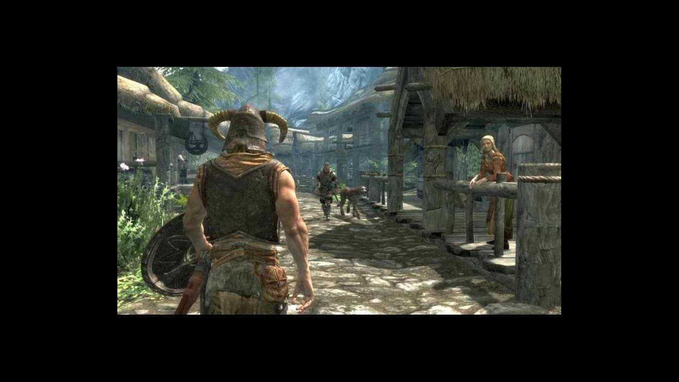 skyrim xbox 360 full game download code free