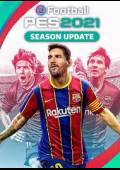 eFootball PES 2021 SEASON UPDATE STANDARD EDITION EU Steam Gift