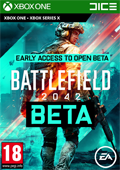 Battlefield 2042 Beta Early Access xbox ONE/S
