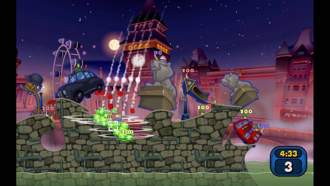 worms reloaded multiplayer