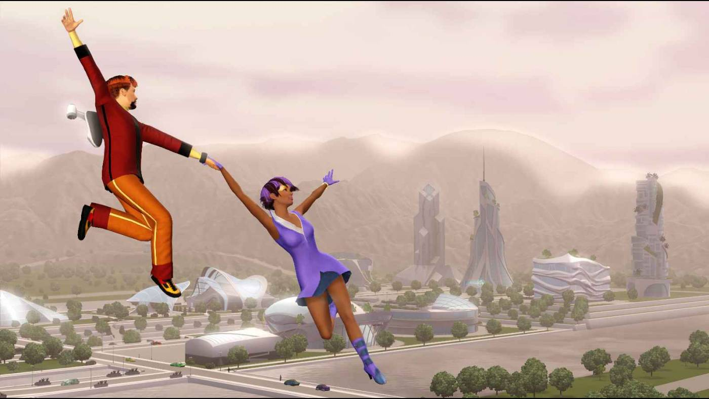 Sims 3 into the future crack free download | The Sims 3 Into