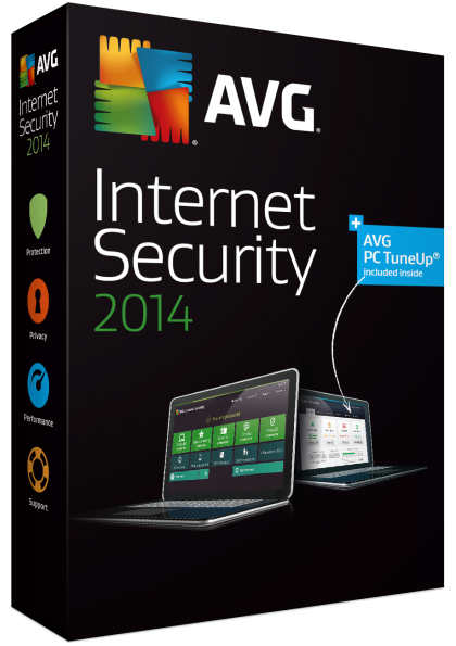AVG Internet Security 2014 build 4016 x64 i x86 PL