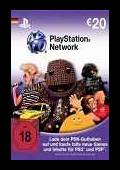 PlayStation Network Card 20 EUR (Germany ONLY) Cdkey
