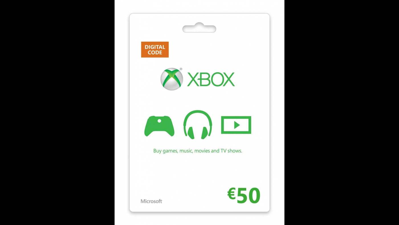 xbox gift cards online code