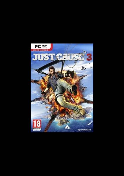 Buy Just Cause 3 Cd Key Steam Cheap - €7.95