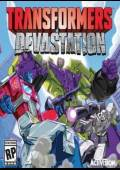 TRANSFORMERS: Devastation Cdkey steam
