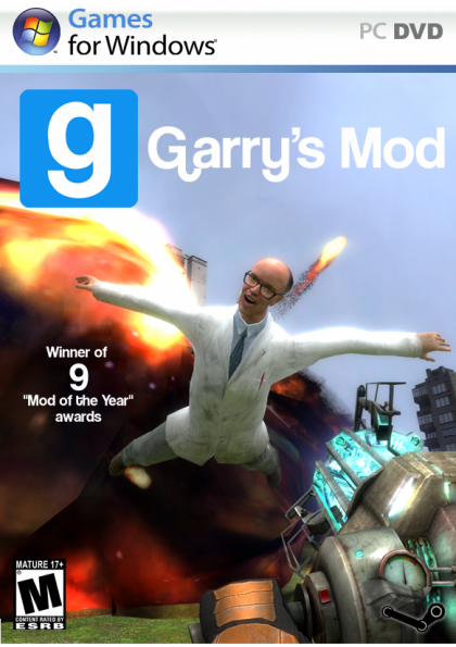 Buy Garry's Mod Steam Global CD key instant delivery - €11.48