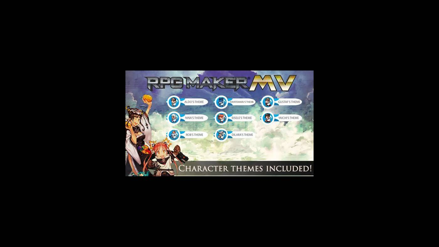 Buy RPG Maker MV: Cover Art Characters Pack Global Steam CD Key