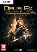 Deus Ex: Mankind Divided Cdkey steam (in stock)