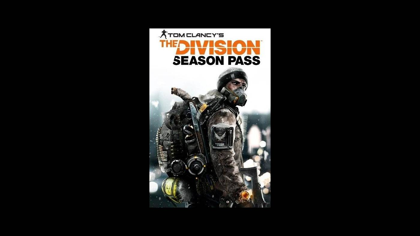 Steam game but uPlay Season Pass : thedivision