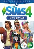 The Sims 4: City Living Origin Cdkey