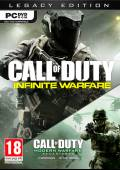 Call of Duty Infinite Warfare Legacy EU Steam CD key