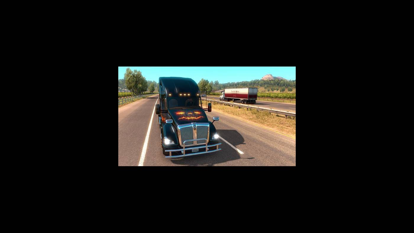 American Truck Simulator - Halloween Paint Jobs Pack Download For Mac