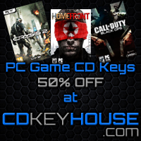 CDKeyHouse - Buy your games up to 60% off