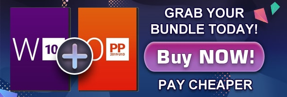BUY ON BUNDLE AND PAY CHEAPER FOR OFFICE AND WINDOWS